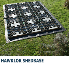 Hawklok Shedbase