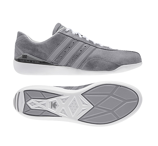 e1c0180cb91 ... new zealand new mens adidas porsche designer 550 rs grey e42bd 2f52d