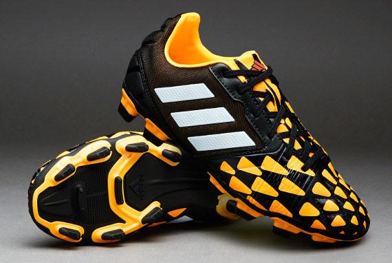 Boys-Kids-Adidas-Nitrocharge-2-0-FG-Black-Moulded-Studs-Football-Boots-12-6-UK