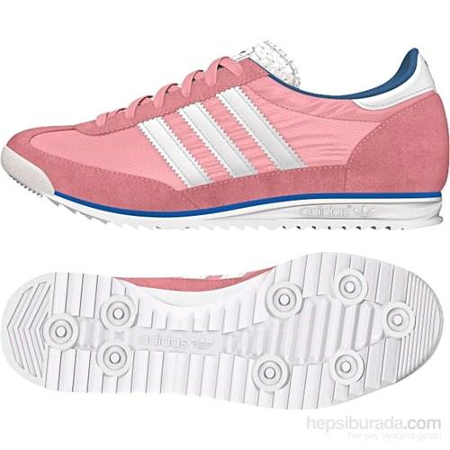 best loved 6b4e4 66f92 ... Adidas Originales SL72 Clásico Rosa para Mujer Moda Informal Zapatillas  Zapatos ...