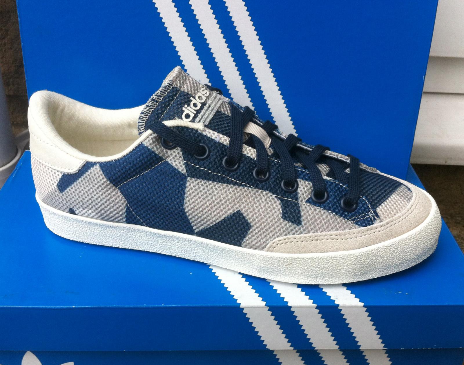 Details about New Mens Adidas Originals Rod Laver Prez Designer Sneakers Trainers Size 6 12 UK