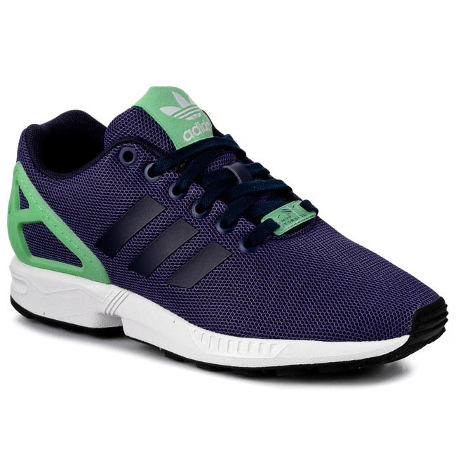 New Damenschuhe Adidas ZX Flux Navy Running Sports 3-8 Schuhes Trainers Sneakers Größe 3-8 Sports cf10a7