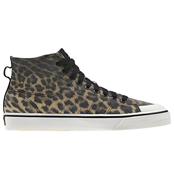 adidas leopard print trainers