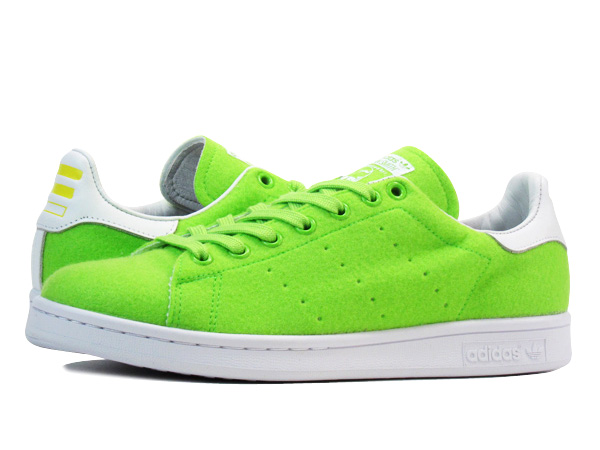 7fa3fbd19beb30 Adidas Originals Stan Smith Pharrell Williams SPD Mens Trainers New ...
