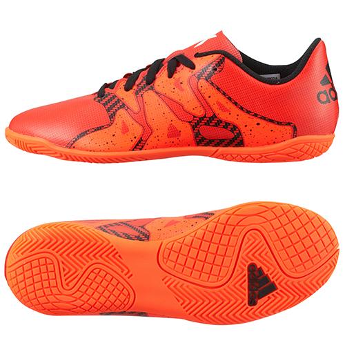 Adidas Kids Boys Junior X 15.4 Ace Football Indoor Boots Trainers ... 0e3e2182f52d4