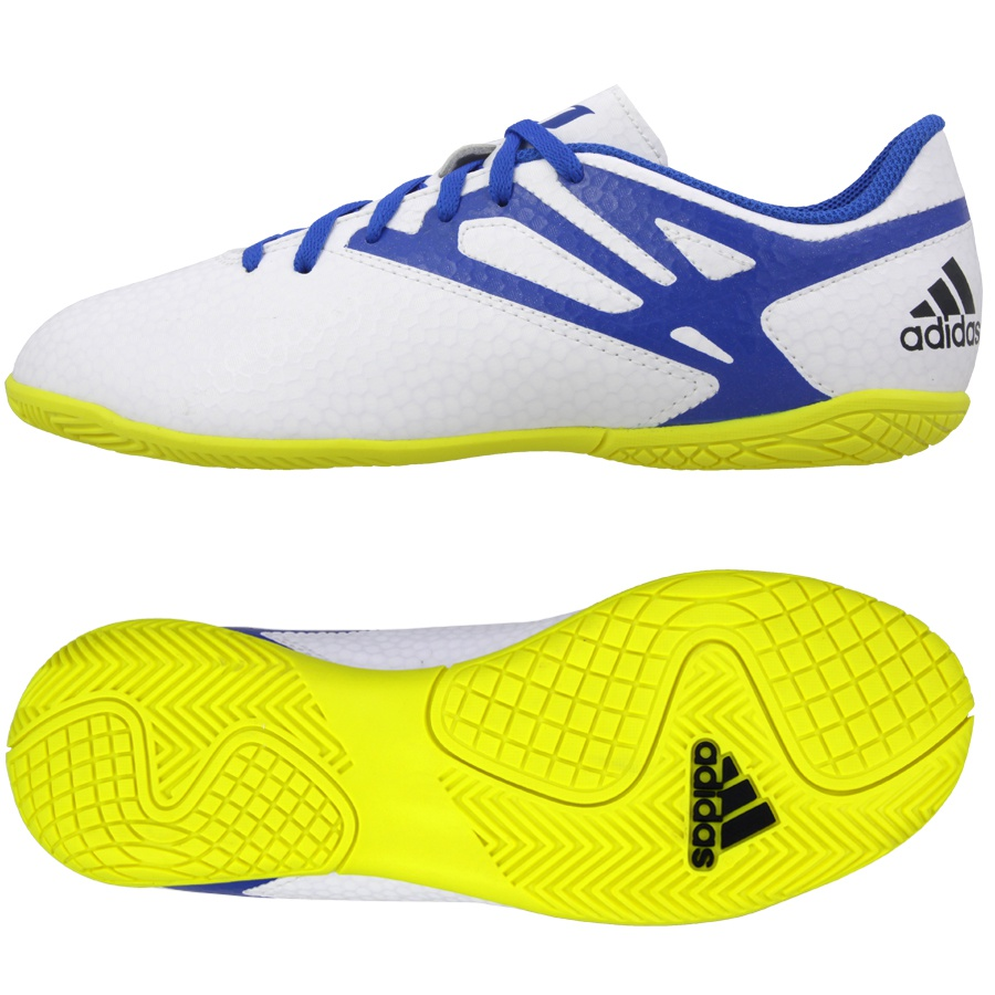 Garcon-Adidas-Messi-Performance-Soccer-Football-Taille-des-Baskets-13-5-ASTRO