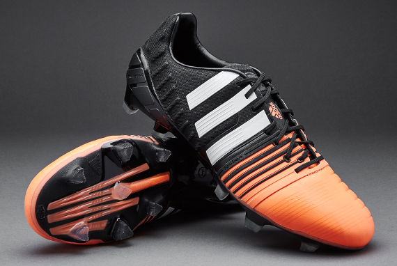 adidas nitrocharge 1 0 fg black firm ground performance. Black Bedroom Furniture Sets. Home Design Ideas