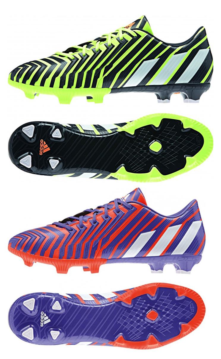 Details about adidas Mens Predator Absolion Instinct Flash FG Firm Ground Football Boots