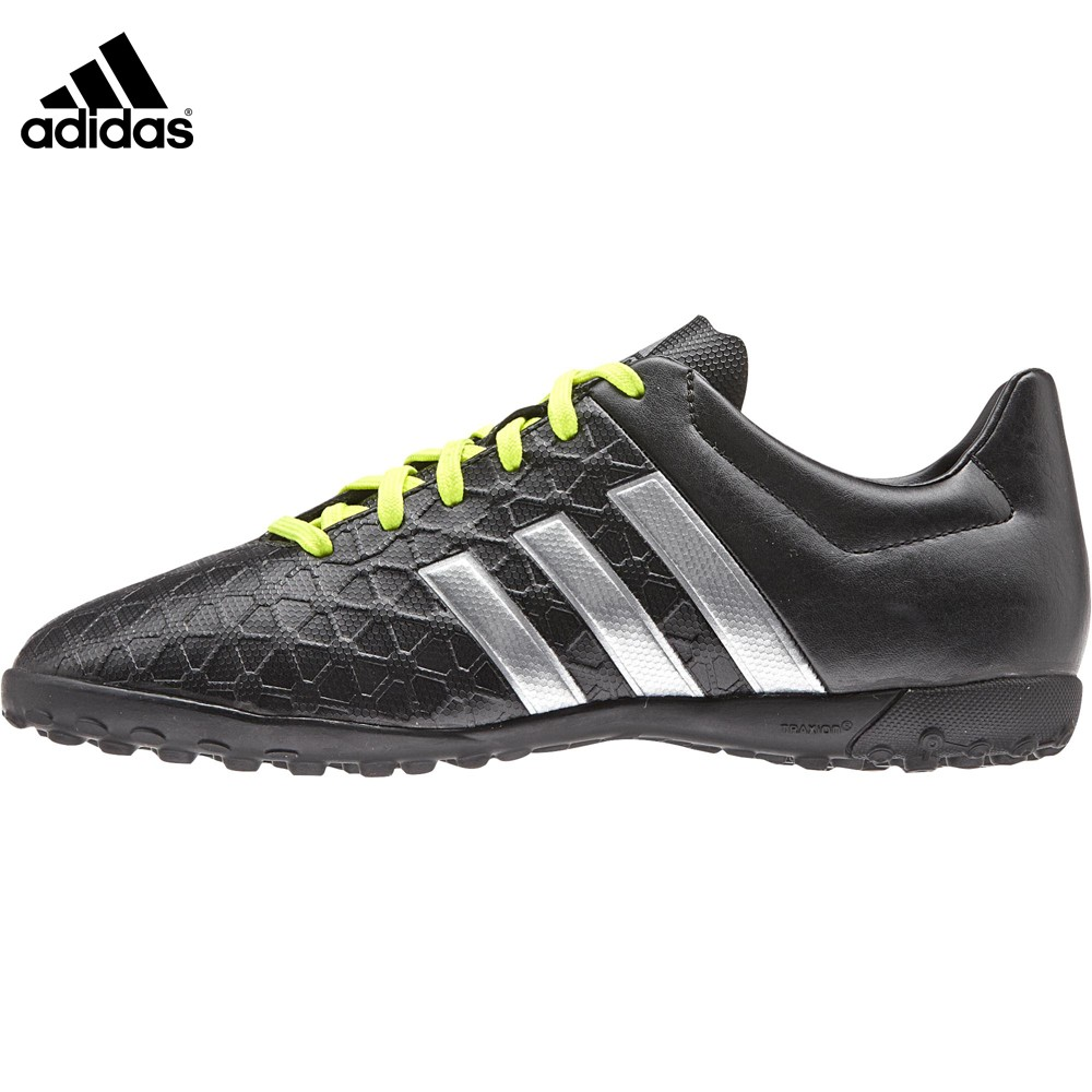 ec77c7b7894ee2 Adidas Kids Boys Junior X 15.4 Ace Football Astro Turf Boots Trainers Size  13-6. Hover to zoom