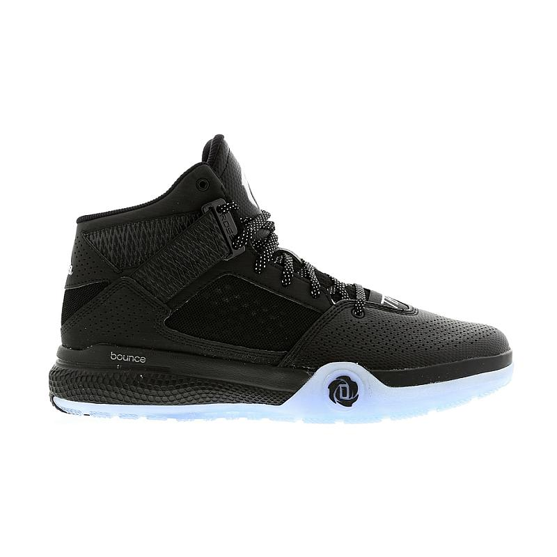 reputable site e3e10 c13f8 adidas Mens D Rose 773 Basketball Shoes Trainers Black Sneakers