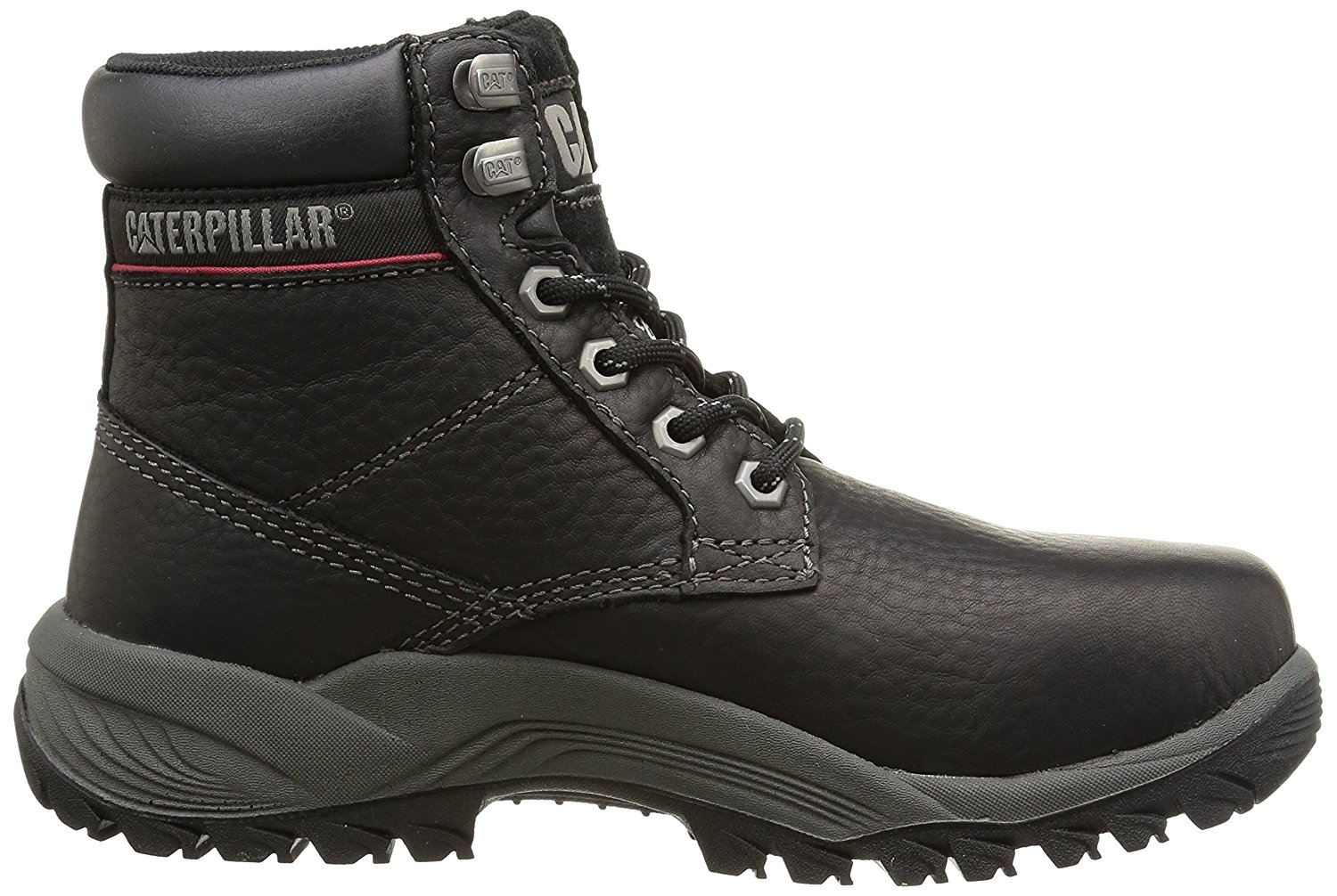 f0158f764e90 Womens Caterpillar Dryverse S3 Waterproof Steel Toe Safety Leather Work  Boots