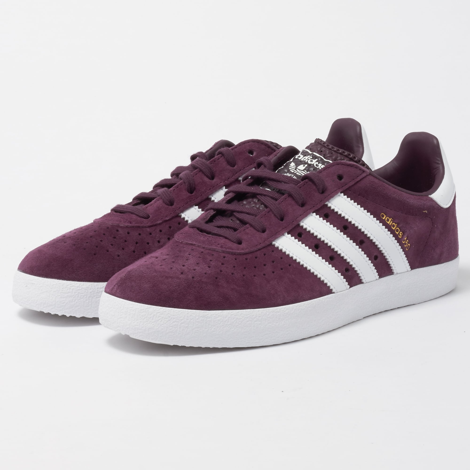 adidas purple trainers