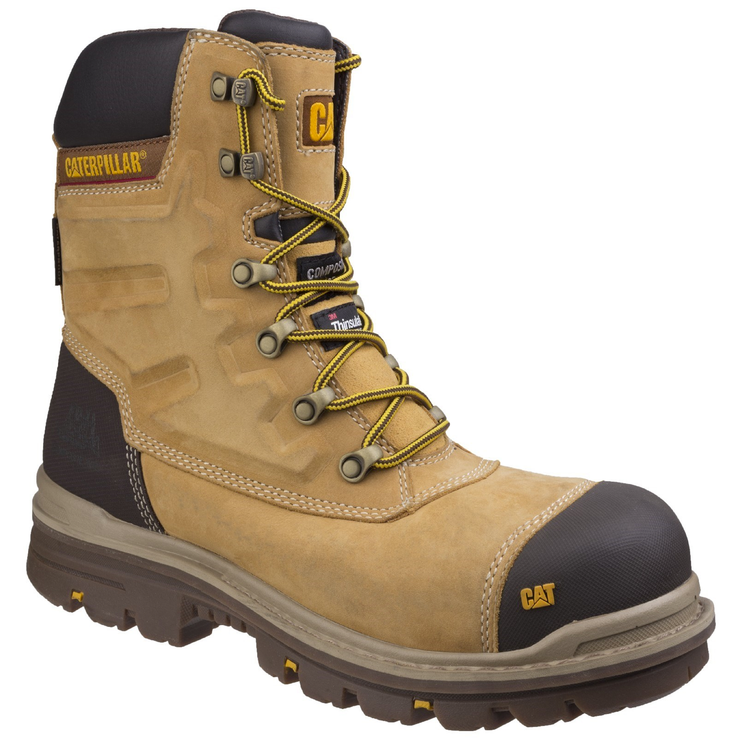 Caterpillar Cat Premier S3 Honey Safety