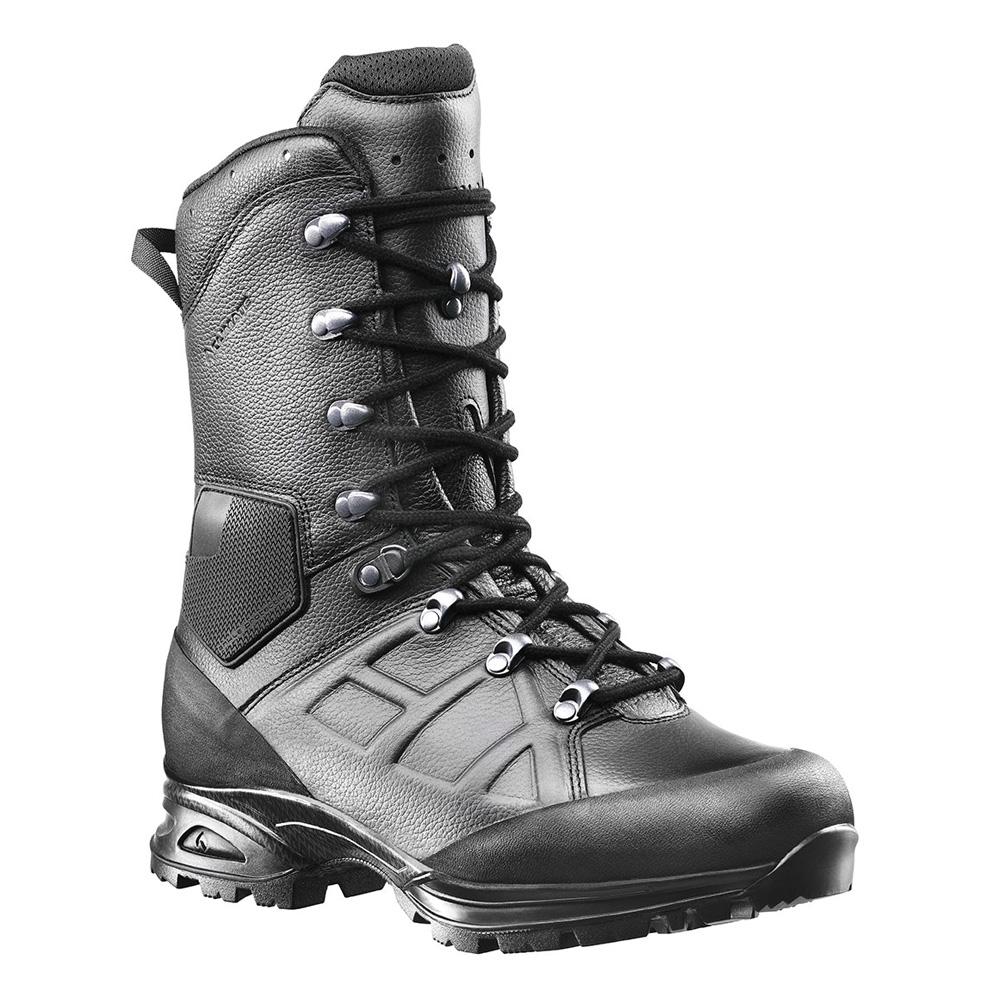 Haix Ranger GSG9-X High Black Gore-Tex Waterproof Police ...