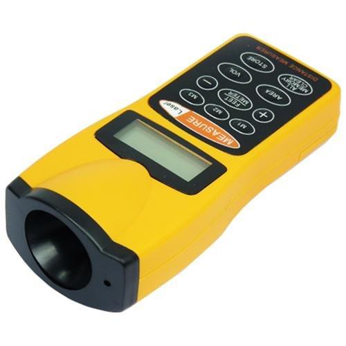 everyday basics handheld laser distance measuring tool ebay. Black Bedroom Furniture Sets. Home Design Ideas