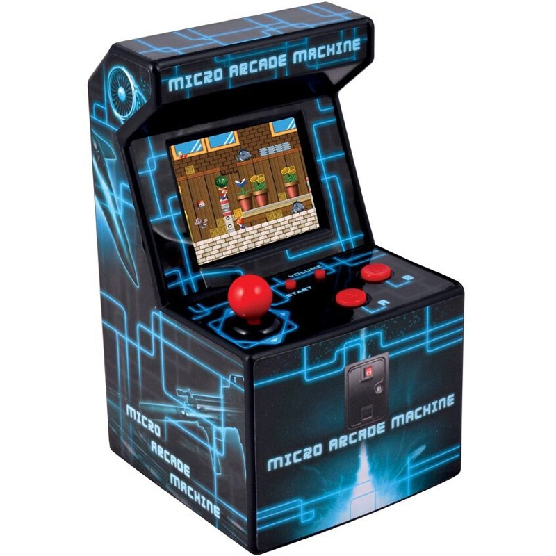 New taikee portable arcade machine with 240 built in games for Ptable games