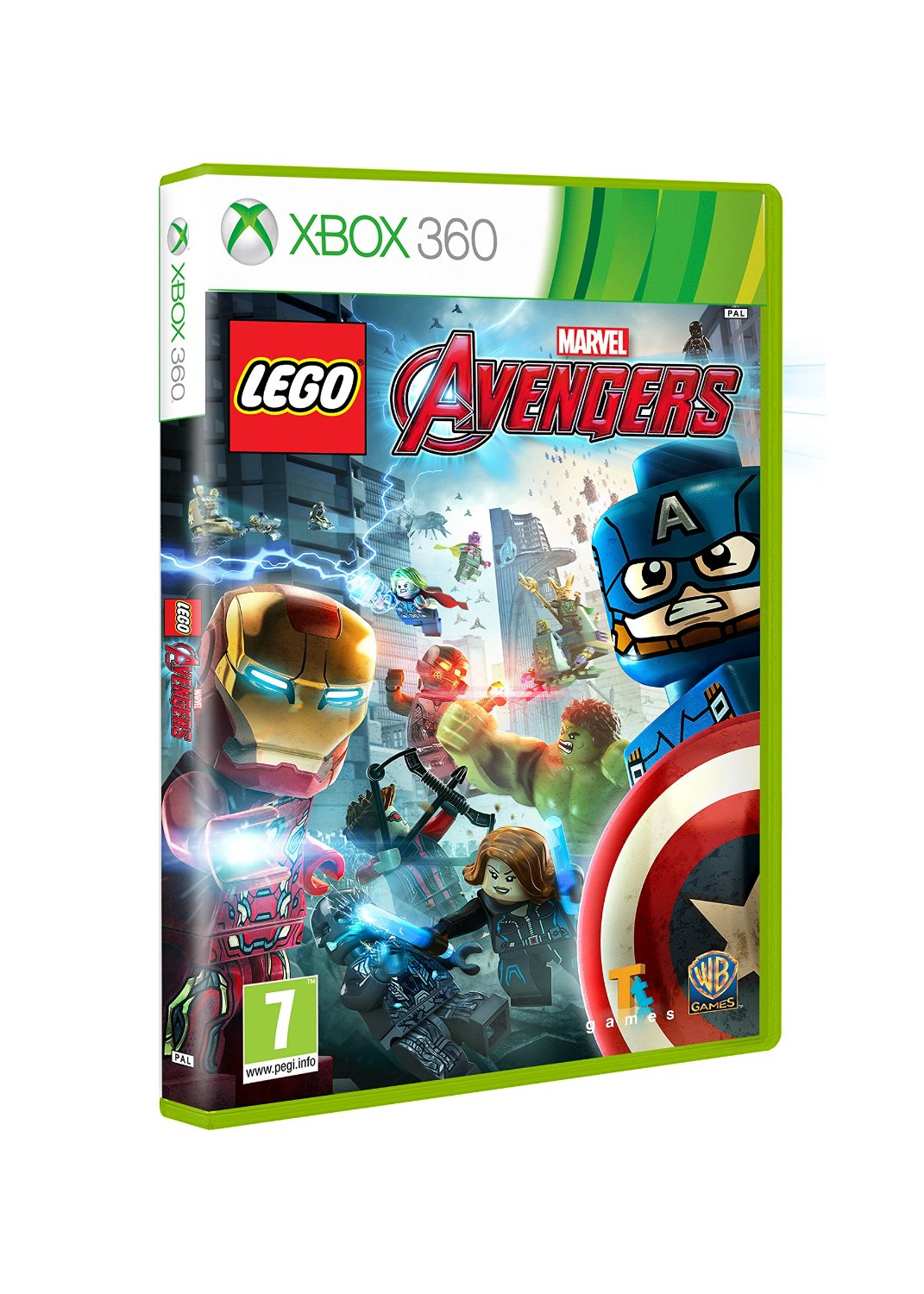 Amazon.com: Lego Marvel Avengers (Xbox 360): Video Games