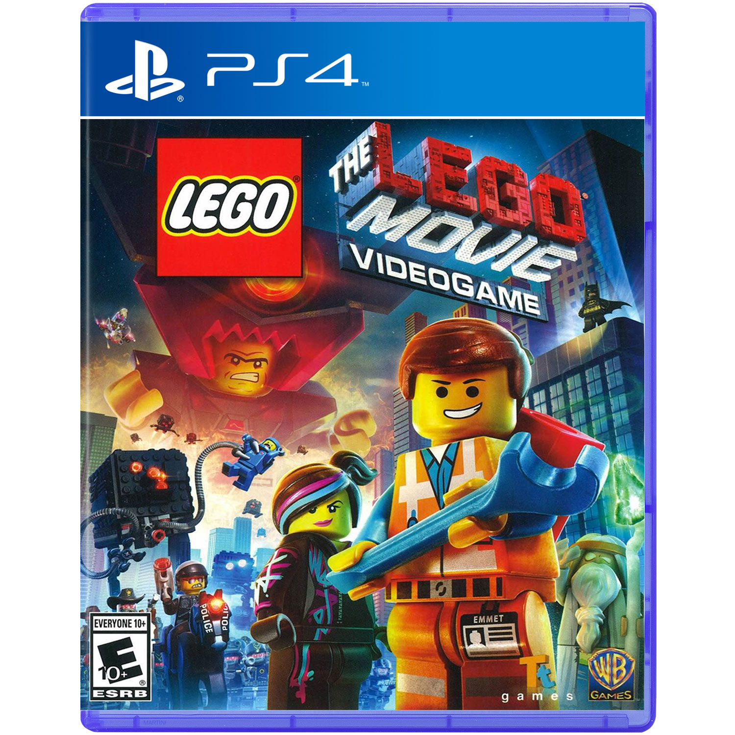 Kids Game for Sony PlayStation 4 NEW SEALED UK LEGO Ninjago Movie Game PS4