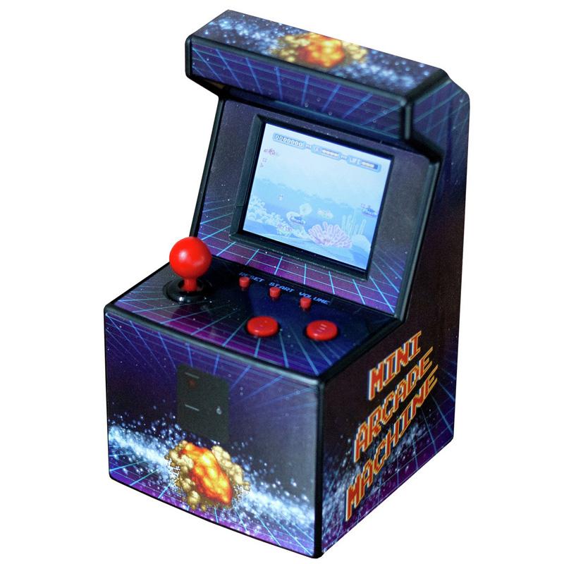 Mini bureau arcade machine consoles de jeux pour enfants neuf ebay - Console de jeux pour enfant ...