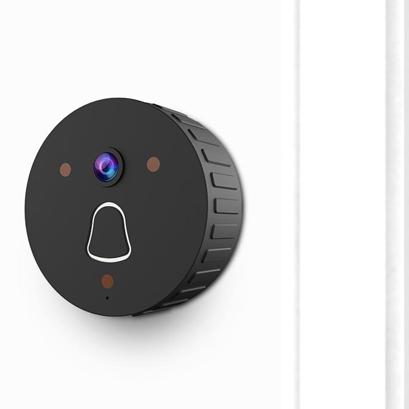 clever dog elegant t rklingel videokamera f r handys smart. Black Bedroom Furniture Sets. Home Design Ideas