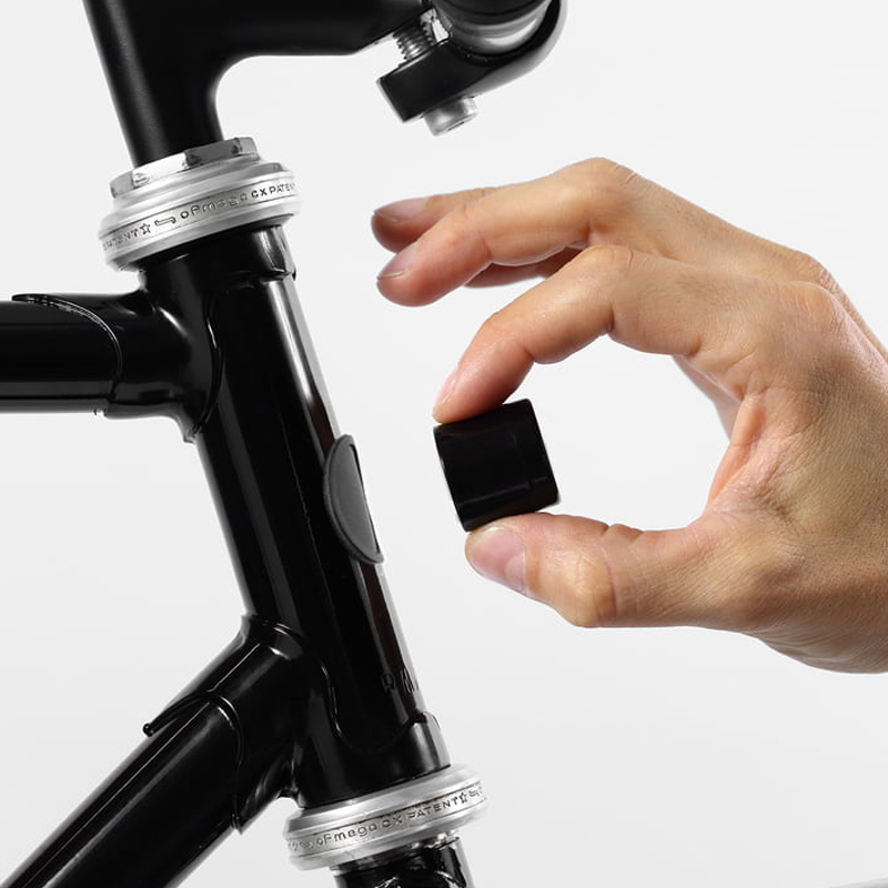 Anthrazit Neu Palomar Lucetta Magnetisch Unisex Fahrrad Lichter