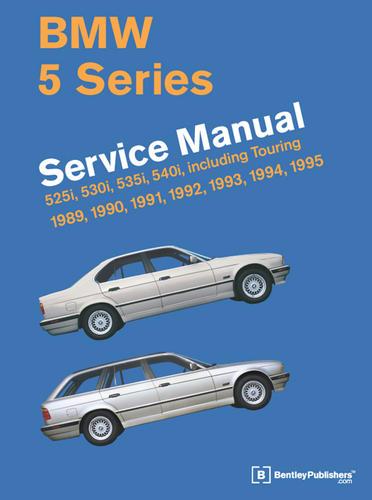 bmw 5 series e34 1989 1995 525i 530i 535i 540i service repair rh ebay com bmw 3- & 5-series service and repair manual bmw 5 series repair manual