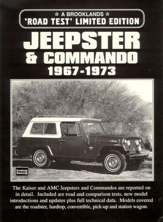 Ebay Motors Motorcycles >> 1967 68 69 70 71 72 73 Jeepster & Commando ROAD TEST | eBay