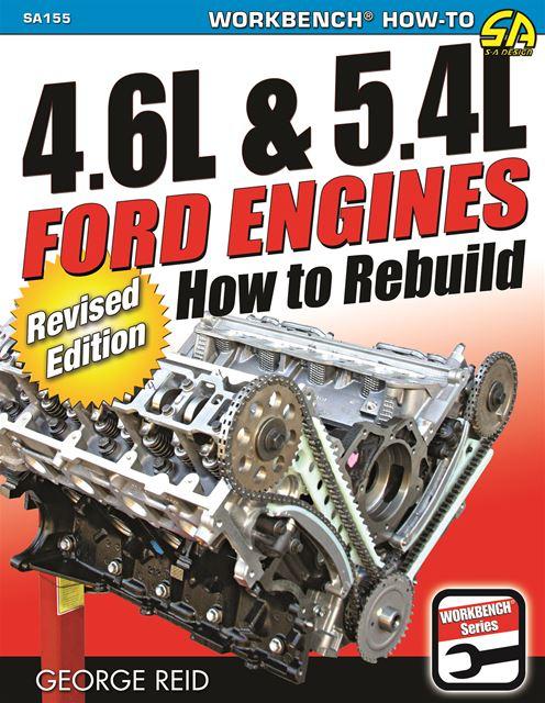 shop manual how to rebuild 4 6l 5 4l ford engines repair book sohc rh ebay com ford 2725 engine manual ford focus engine manual pdf