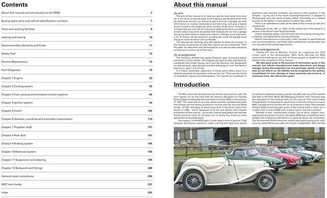 the best complete diy mgb restoration manual 1400 illus book ebay rh ebay com mgb restoration manual pdf 1977 MGB