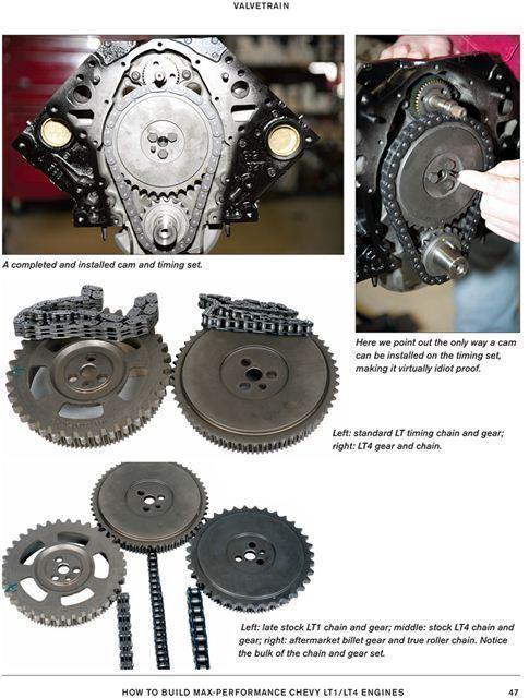 Details about Build Max Performance Chevy Camaro Lt1/Lt4 Engines Cam  Pushrod Valve Crank Head
