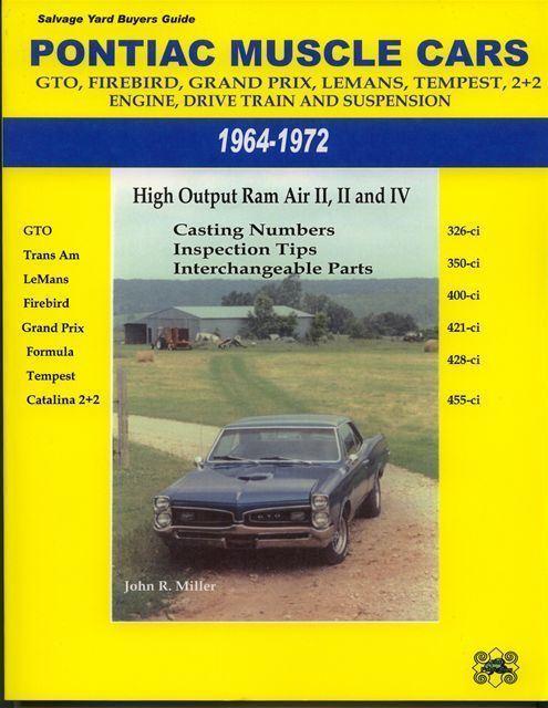 Other Car & Truck Manuals & Literature 67 68 69 70 71 72 FIREBIRD ...