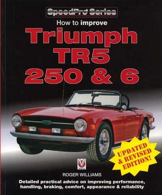 improve triumph tr5 250 tr6 manual book ebay rh ebay com triumph tr6 repair manual triumph tr6 repair manual pdf