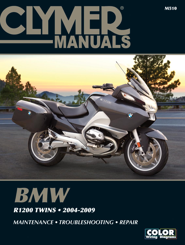 Sentinel BMW R1200 TWINS MANUAL SERVICE REPAIR CLYMER 2004-2009 BOOK