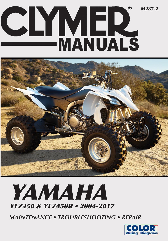 research.unir.net Yamaha 2004 YFZ450 YFZ 450 S New Owners Manual ...