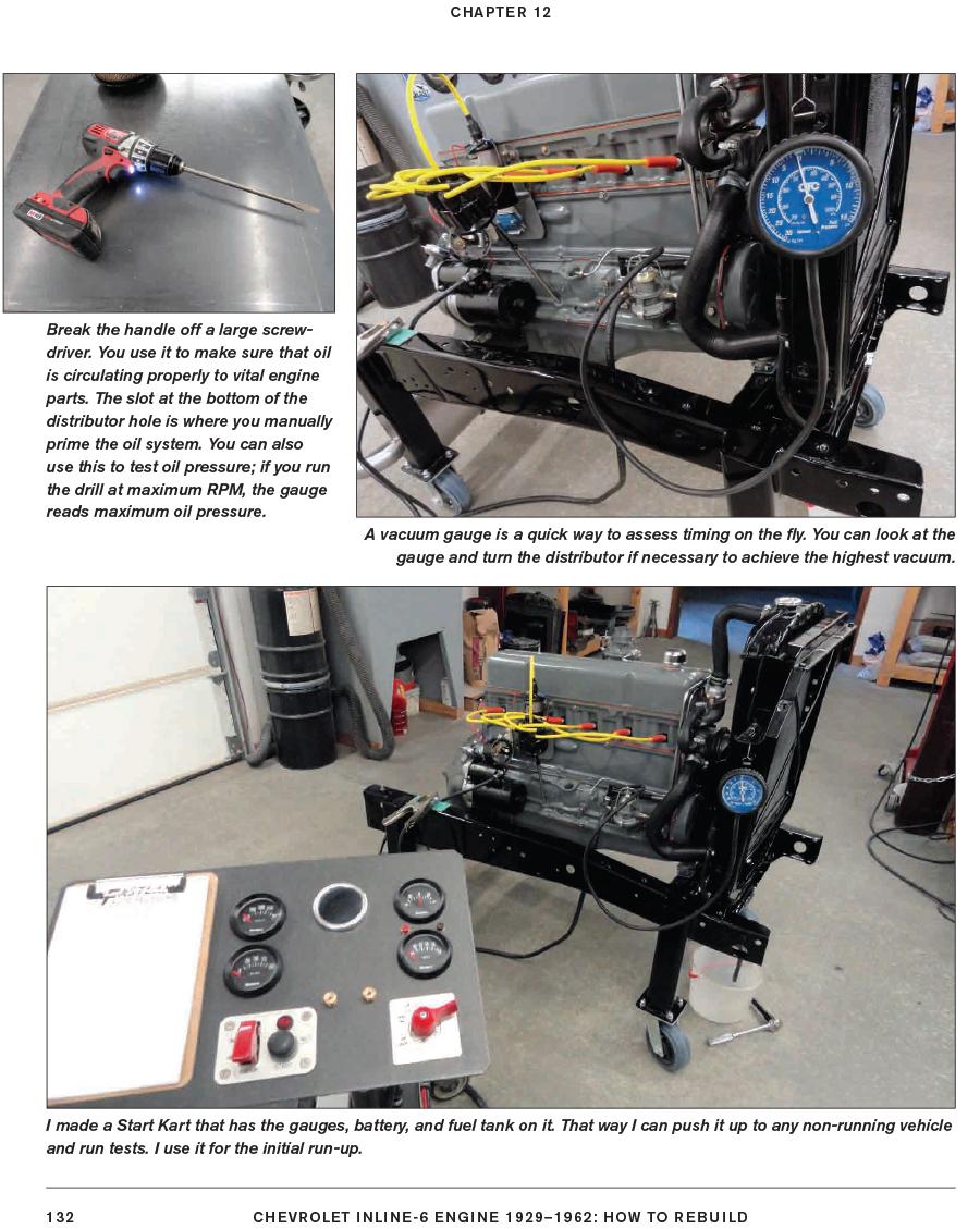 B09165 5 chevrolet inline six 6 235 261 216 207 194 181 rebuild engine manual