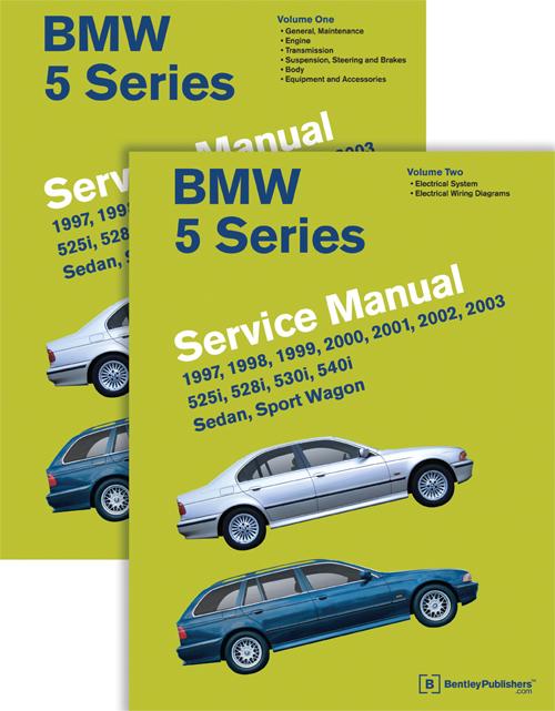 bmw 5 series e39 service workshop repair manual 1997 2003 525i rh ebay com BMW E39 540I 1997 bmw 540i repair manual pdf