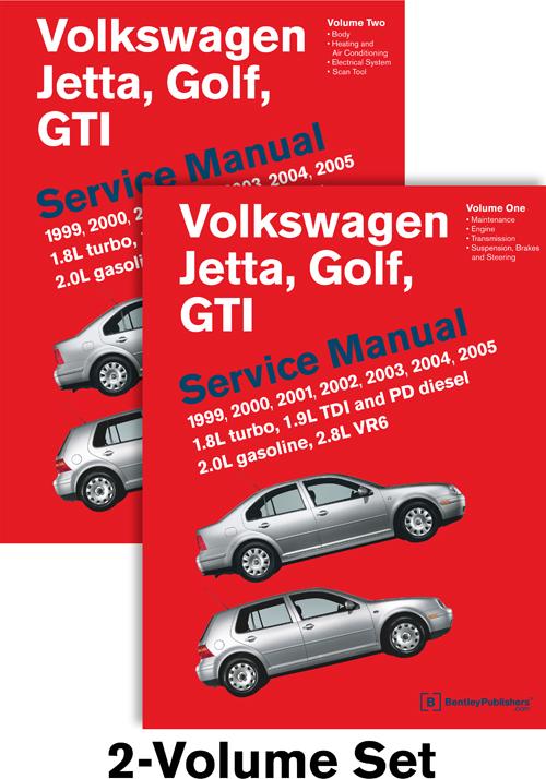 volkswagen jetta golf gti service manual 1999 2005 1 8l turbo 1 9l rh ebay com manual del jetta a4 gratis manual de jetta a4 pdf