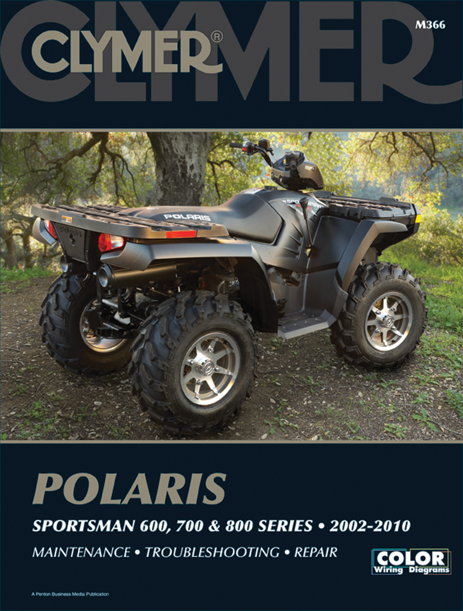 Polaris Sportsman 600  700  And 800 Series 2002