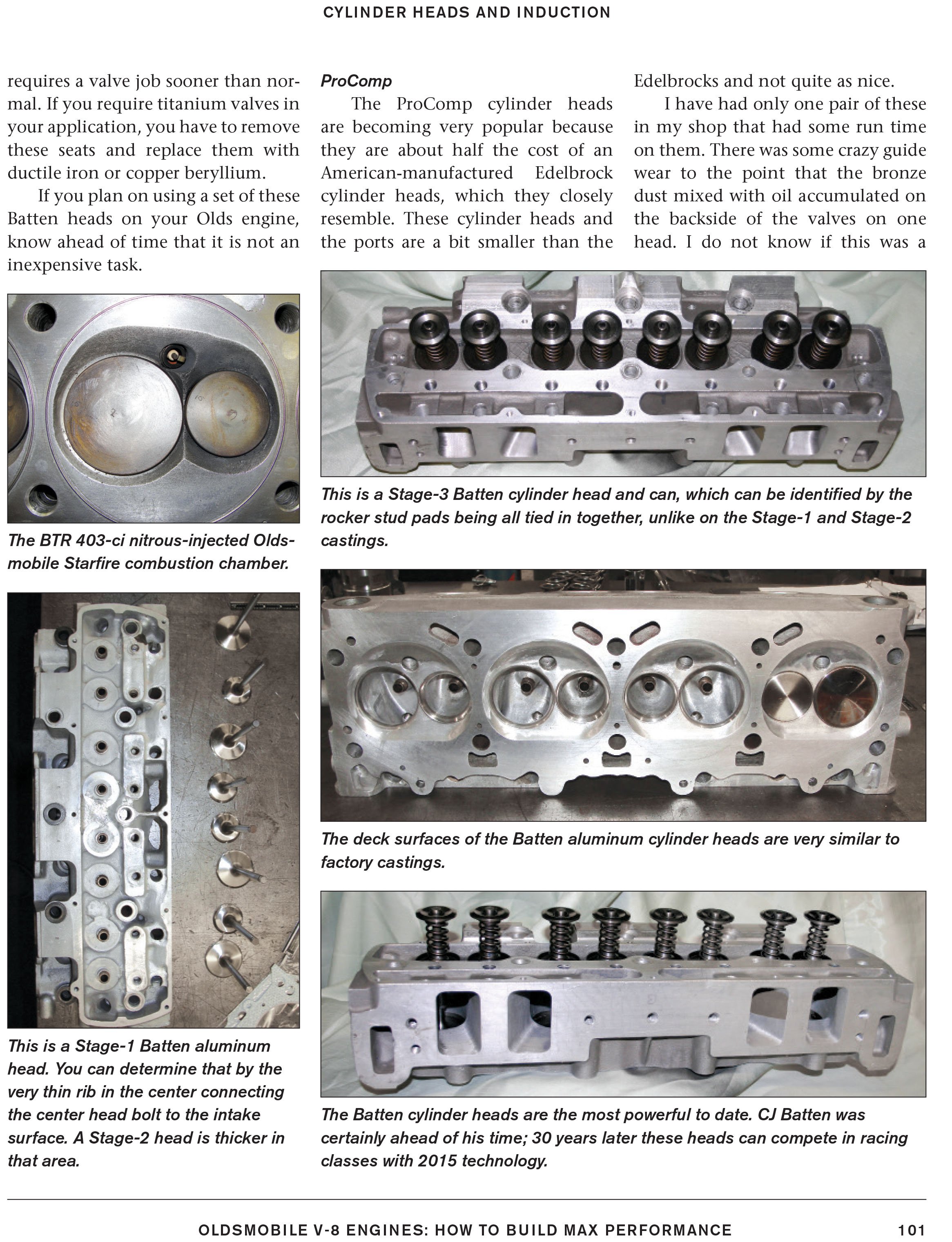 olds 455 build tips