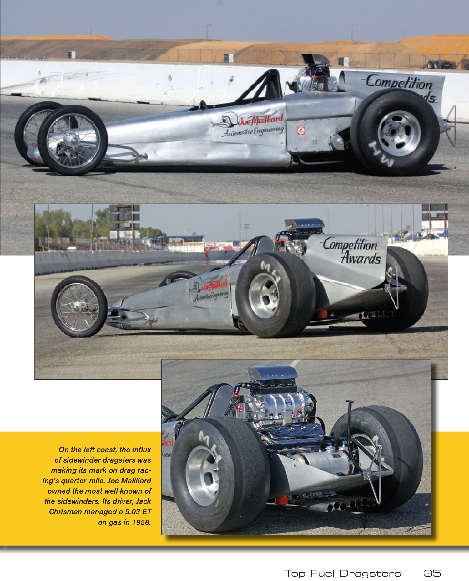 Details about Top Fuel Dragsters: Drag Racing'S Rear-Engine Revolution