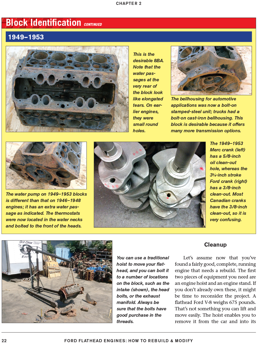 flathead ford engine rebuilders