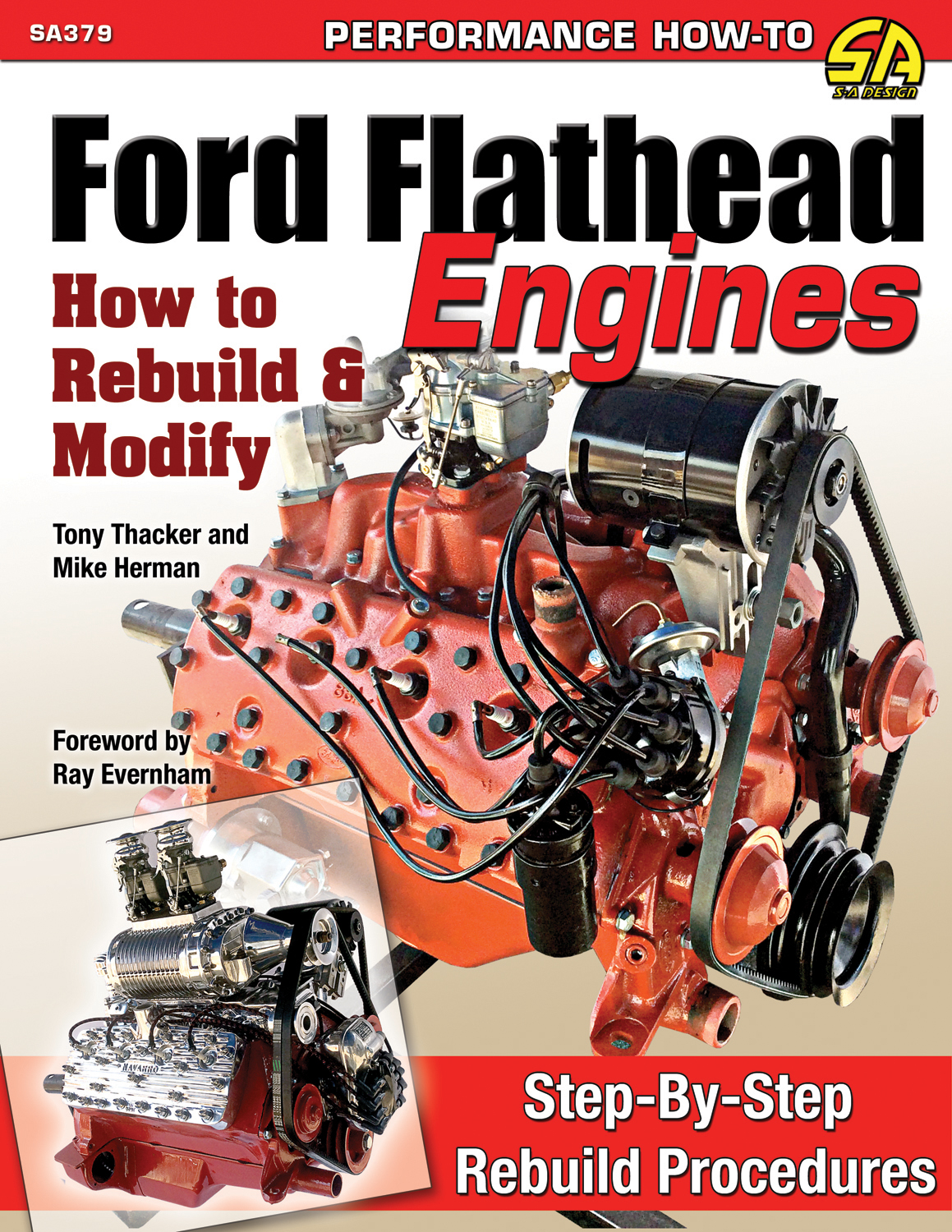 Souping Stock Engine Ford Studebaker Flathead Cadillac Chevrolet 6 Manual Book