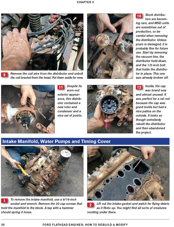 Rebuild Repair Hot Rod Flathead Ford V8 Manual 221 239 255 Book Ebay 12 Volt Wiring Sentinel