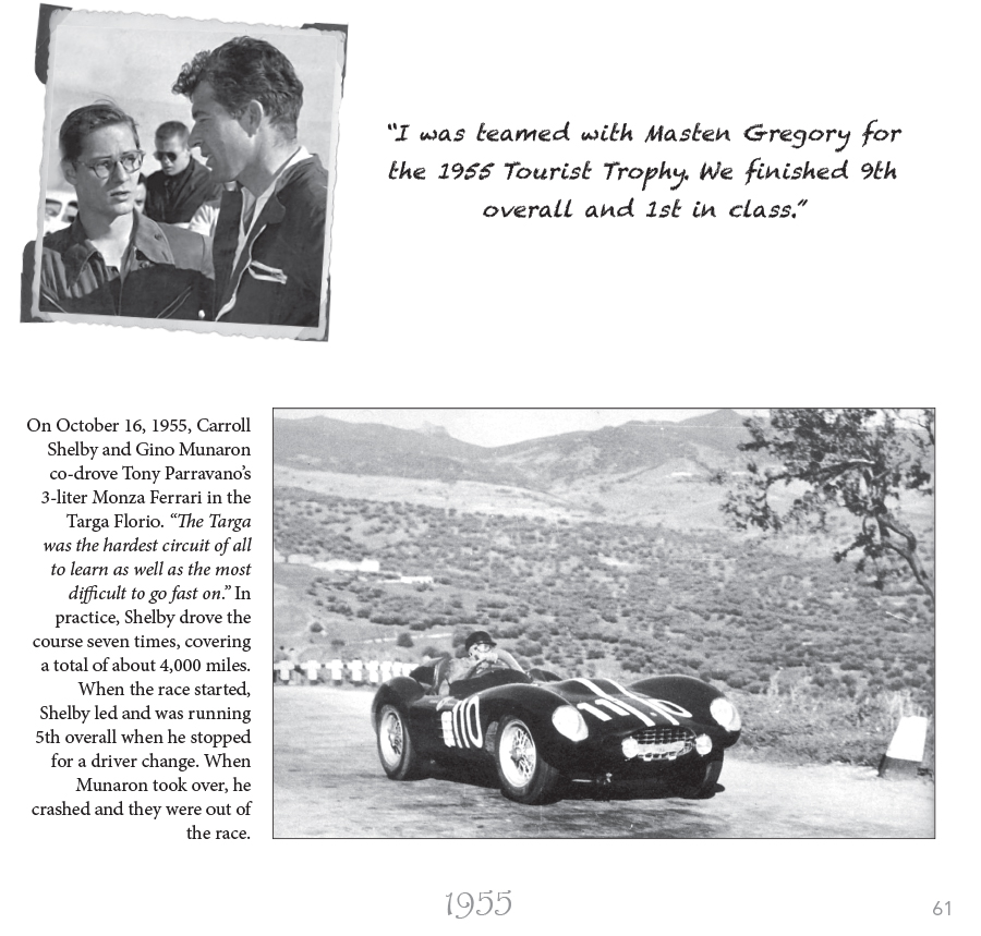 Carroll Shelby Cobra Gt40 Daytona Mustang Austin Healey Book Ebay