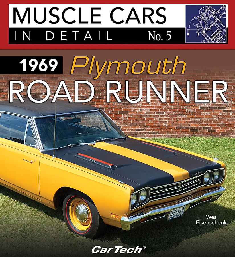 1969 Plymouth Road Runner Book~Muscle Cars in Detail No. 5 ...