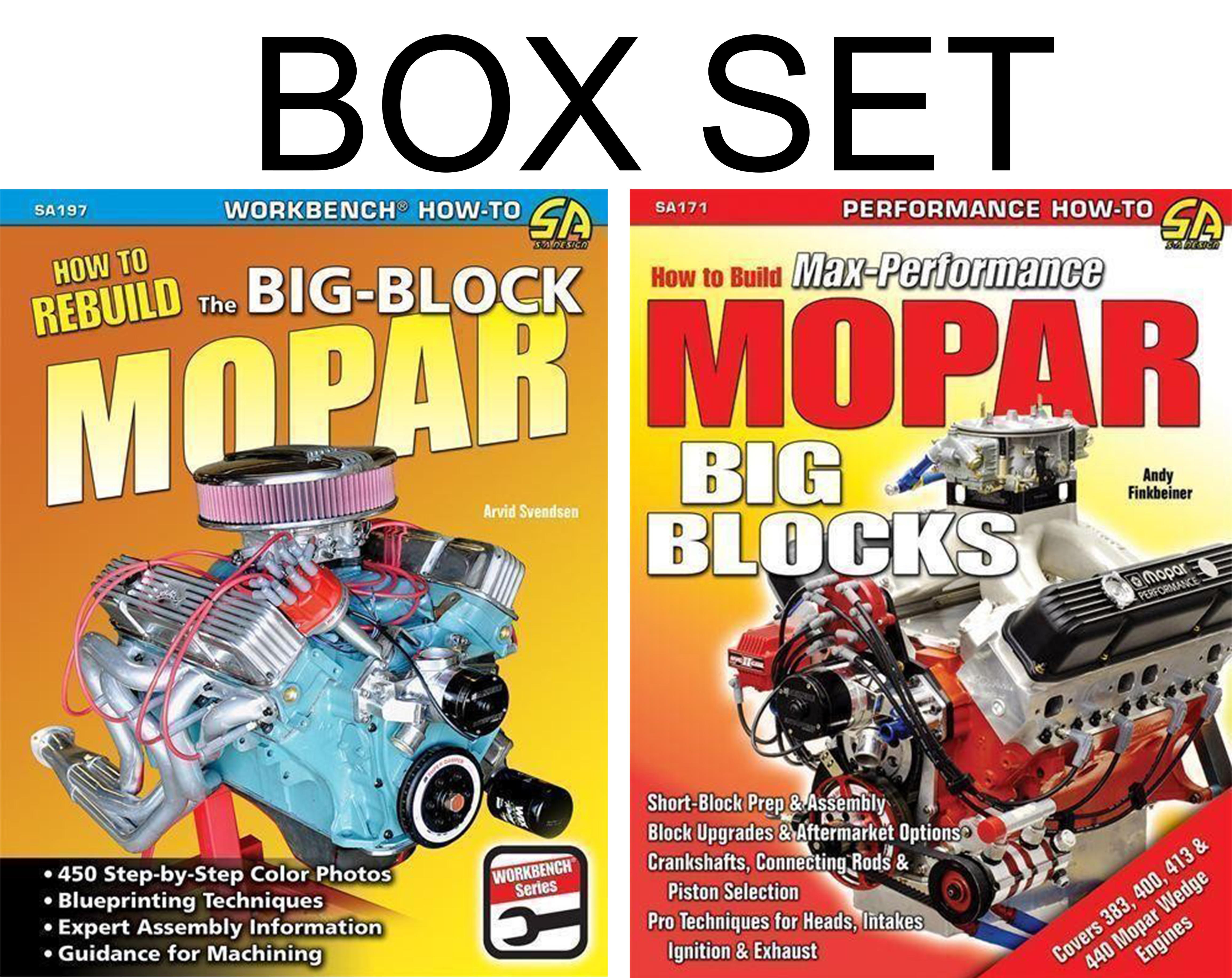 400 big block mopar build