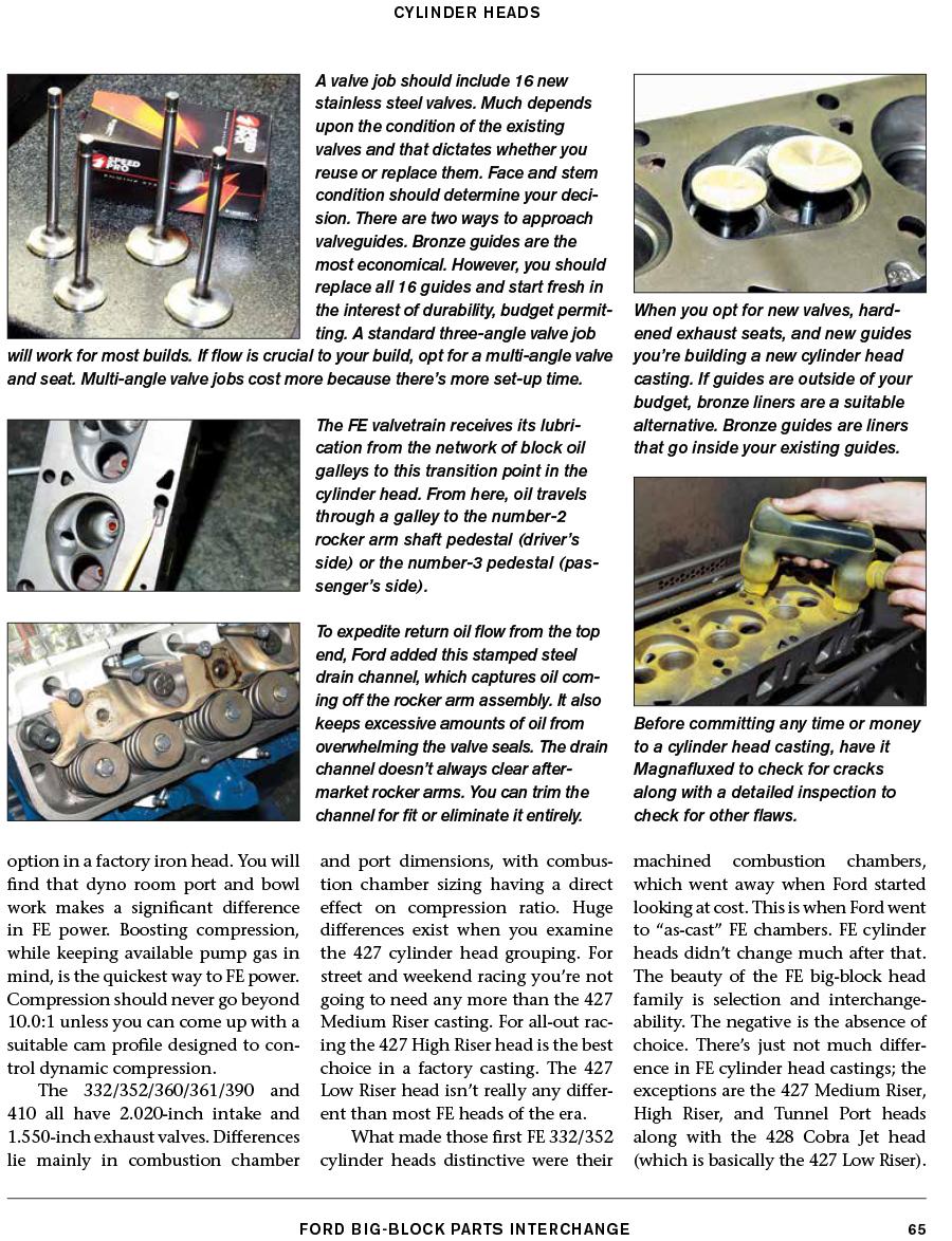 Sa design sa339 performance book ford small block parts.