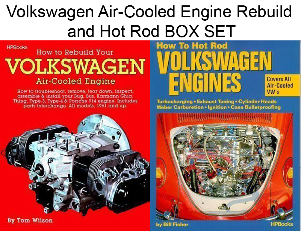 volkswagen vw air cooled engine rebuild and hot rod book manual box rh ebay ie Caterpillar Engine Service Manual Kohler Engines Service Manual