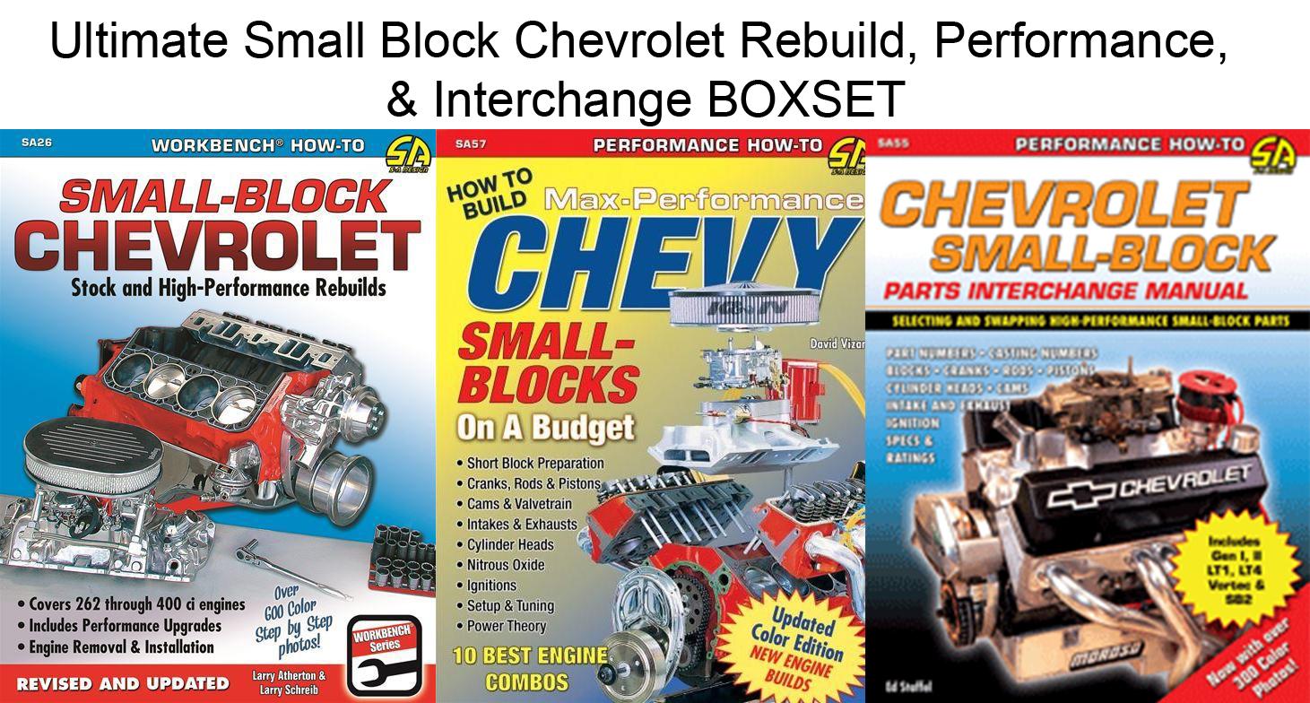 350 Chevy Engine Parts Diagram