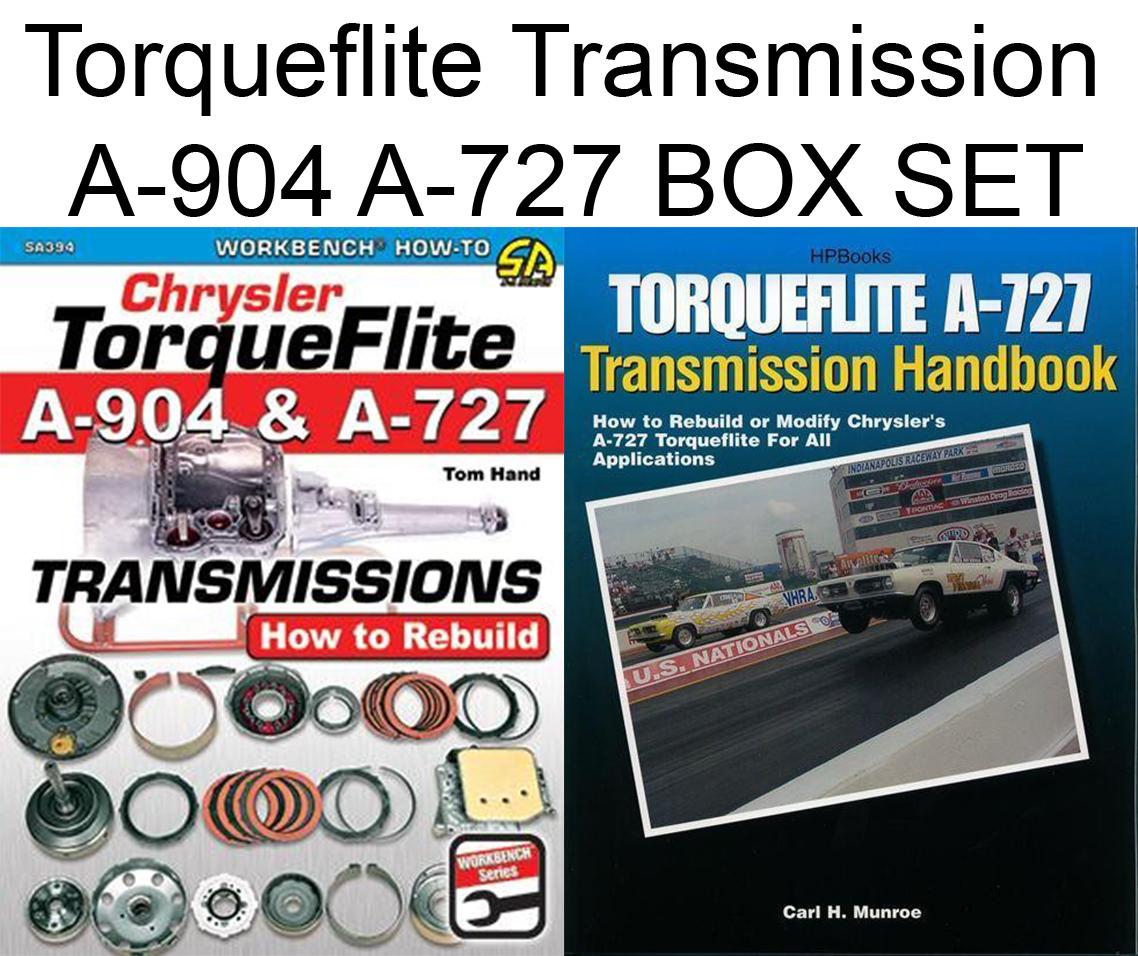 torqueflite 904 rebuild manual